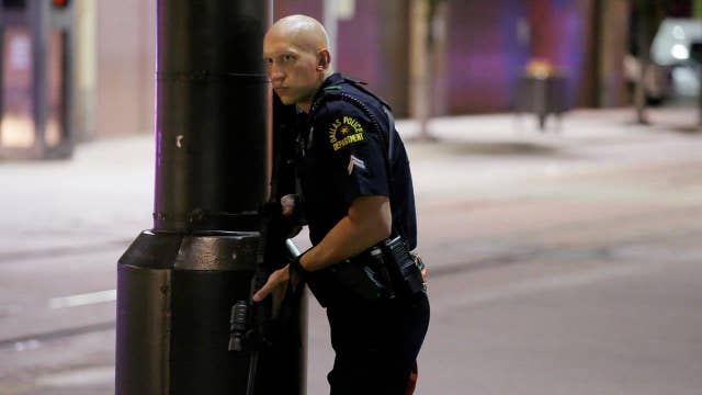 Dallas police shootings an act of terrorism?