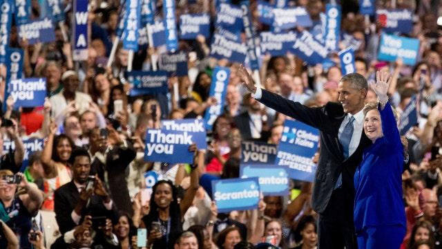 Obama: I'm ready to pass the baton