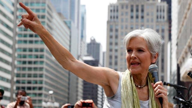 Sanders supporters getting behind Jill Stein?