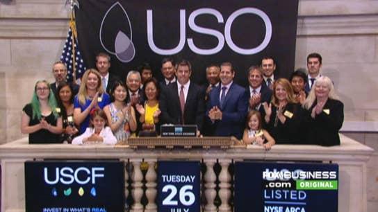 USCF Investment President Talks ETFs, Future of Oil