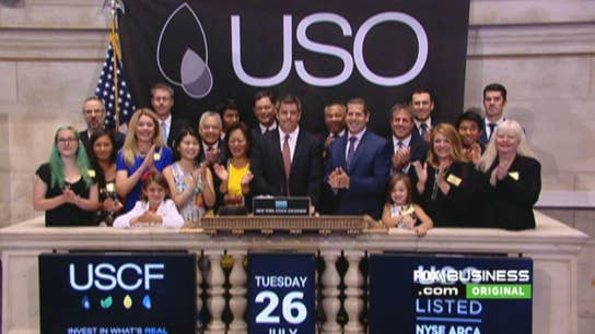 USCF Investment President Talks ETFs, Future of Oil