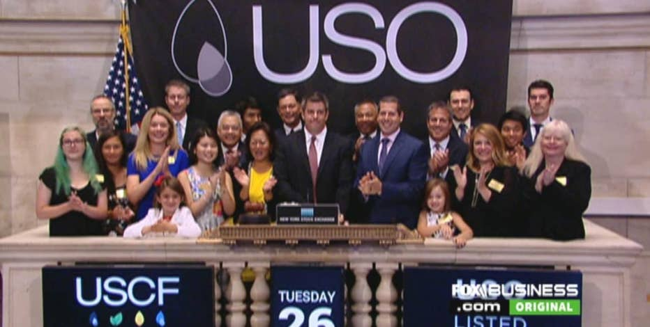 John Love, USCF Investments President and CEO celebrates the 10th anniversary of the launch of the first Oil ETF (USO) and how investors are using it to trade the big swings in oil.