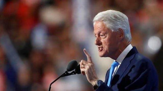 Bill Clinton: Real change is hard