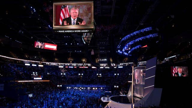 'Make America First Again' the theme of RNC's third day