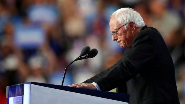 Sen. Sanders: No one is more disappointed than I am