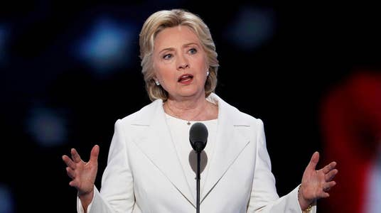 Hillary Clinton: Our Democracy isn't Working