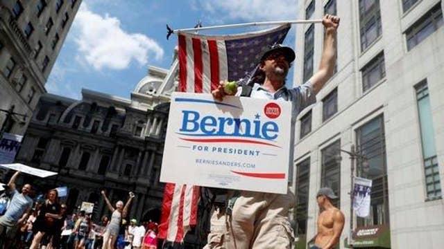 Sanders supporter: Bernie, Jill or bust