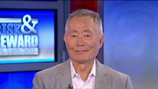 Star Trek's Takei Questions Trump's Promise to LGBT