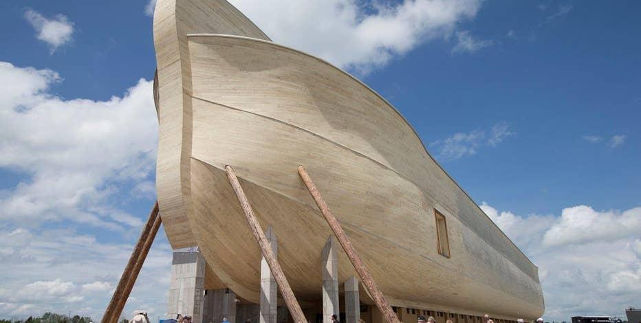 Answers in Genesis CEO Ken Ham on the 510-foot replica of Noah's Ark built in Kentucky.