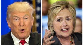 Trump vs. Clinton: Who has a better record?