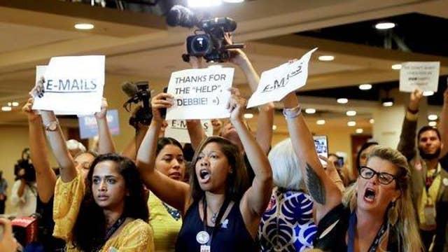 How will mainstream media portray the DNC?