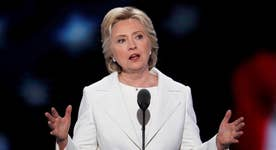 Was Clinton's acceptance speech misleading?