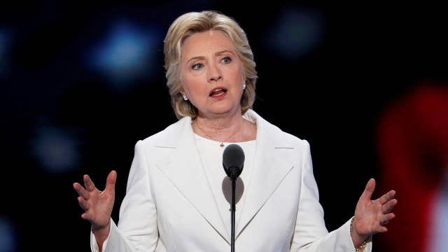 Was Clinton's acceptance speech misleading?