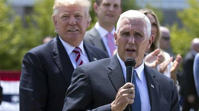 Can Pence unite the GOP?