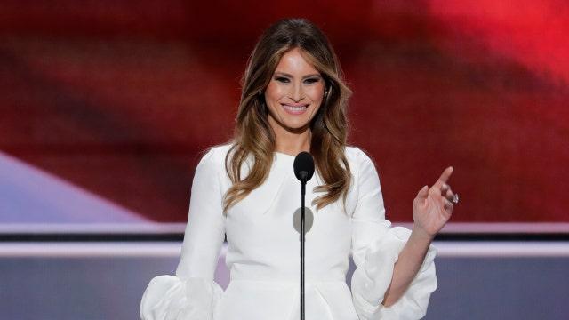 Is the media picking on Melania Trump?
