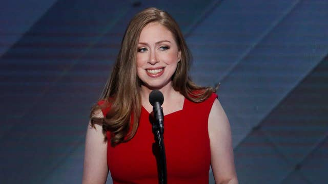 Chelsea Clinton: I'm voting for a fighter who never gives up