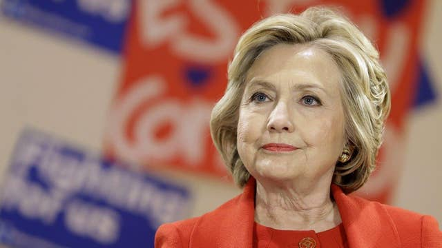 Is Clinton highlighting the historical significance of her nomination too much?