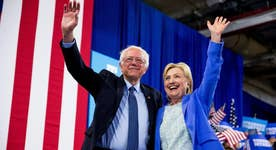 Sanders says he will campaign for Clinton