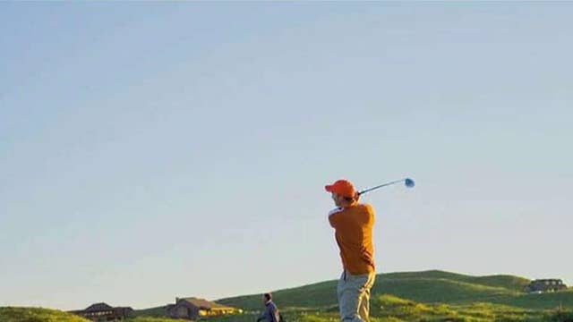 155 holes of golf in one day for charity