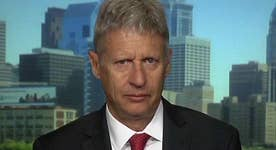 Gary Johnson's plan to get on the debate stage