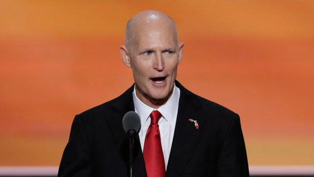 Florida Gov. Scott: This election is about the American dream