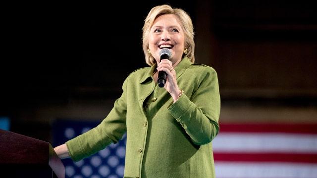 Clinton campaign dodges the press
