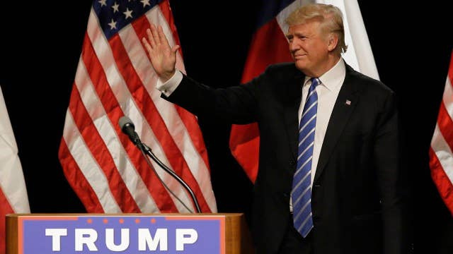 Is the Trump bashing at DNC effective?