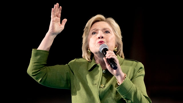 Robert Wolf: Clinton wants to have tax reform