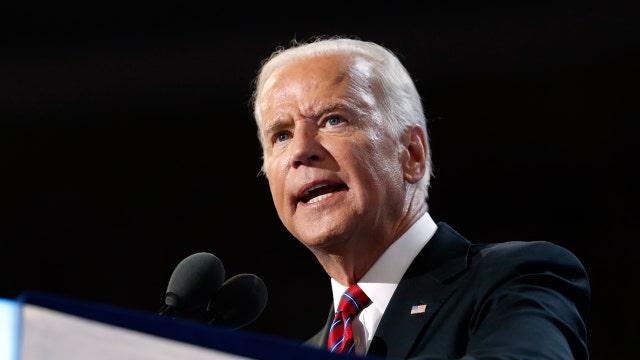 Joe Biden: We are America, second to none