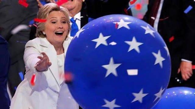 The most talked about DNC moment