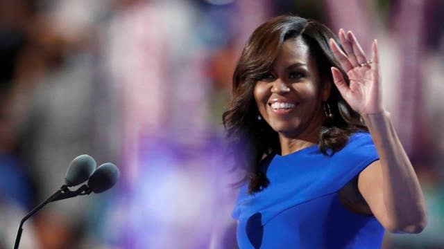 Michelle Obama: Don't let anyone ever tell you this country isn't great