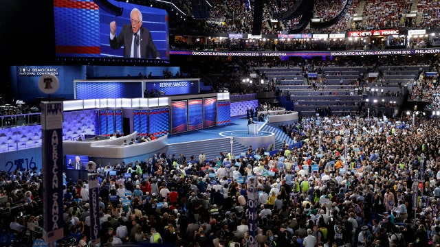 Recapping day one of the DNC