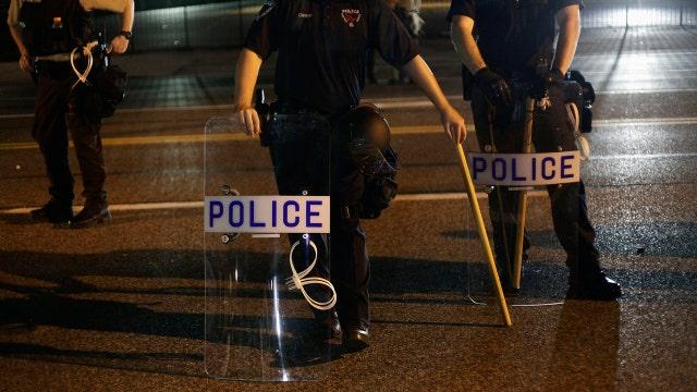 Sheriff Clarke: Law enforcement has been under siege