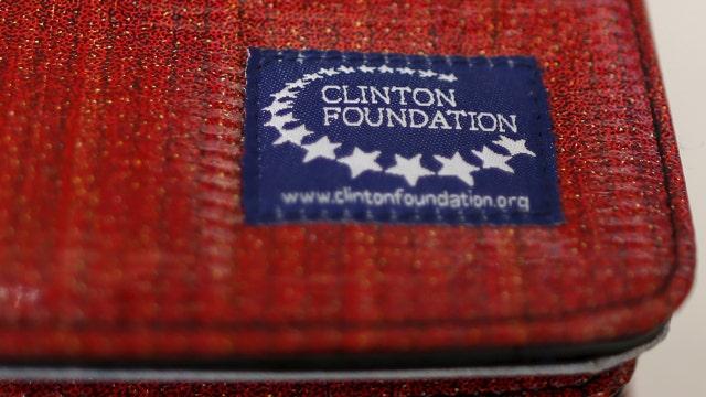 IRS reviews Clinton Foundation