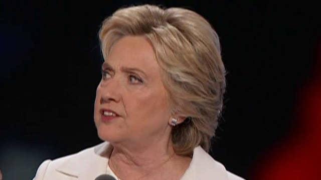 Clinton's Wall Street double standard