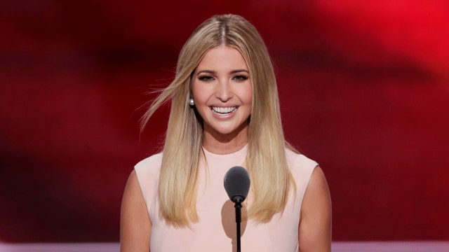 Ivanka Trump: My father will change labor laws to benefit women