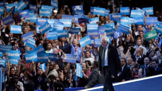 Will the Sanders movement shift towards Clinton?