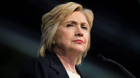 Is Clinton 'overqualified' to be president?