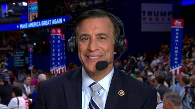 Issa: We can get America working again in Cleveland