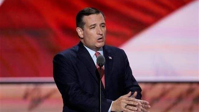 Cruz doubles-down after RNC speech