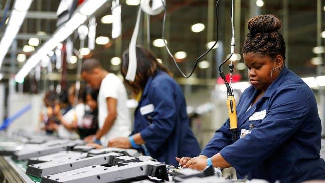 Grading the U.S. job market under President Obama