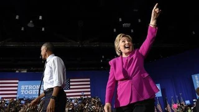 Did Clinton's presidential campaign save her from an indictment?