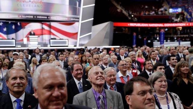 'Stop Trump' effort blocked on GOP convention floor