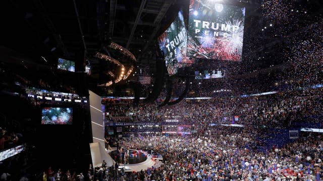 Did Trump get a Convention bump heading into general election?
