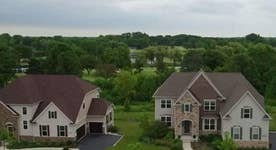 With drones realtors now selling the neighborhood, not just the house