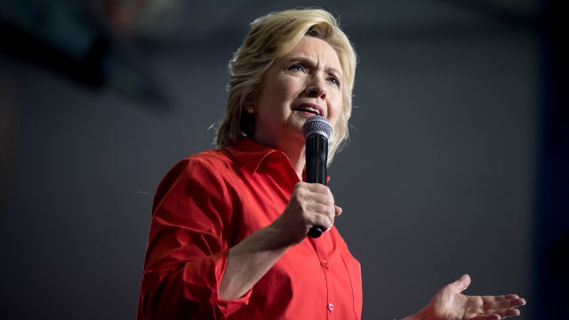 Clinton paints rosy picture of the U.S. economy