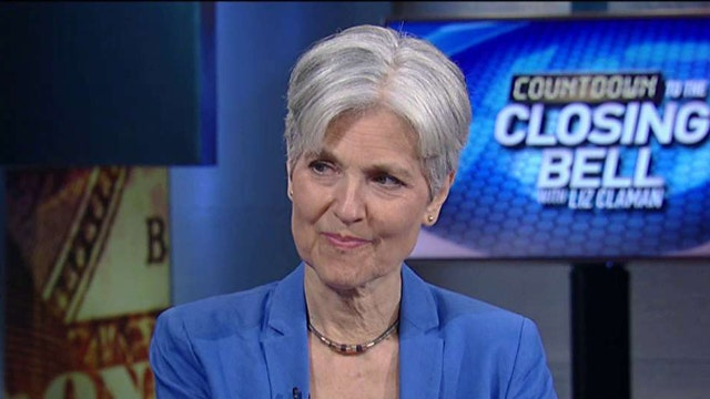 Jill Stein: Federal Reserve should buy up student debt