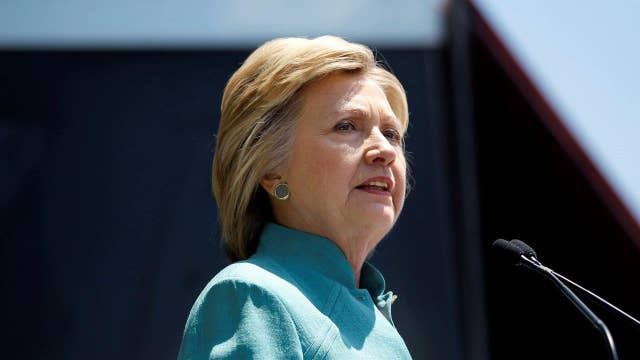 Dobbs: Clinton has never been accountable for her lies