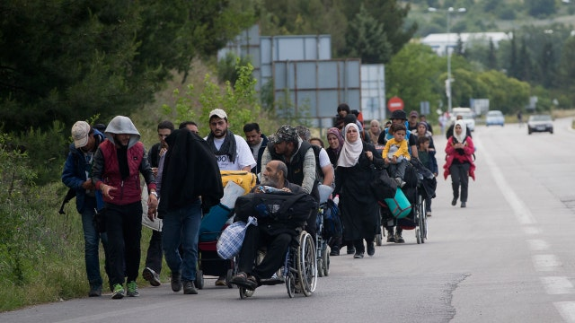 Thousands of Syrians granted temporary amnesty in U.S.