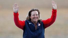 Olympic gold medalist Kim Rhode talks sponsorships, shooting career